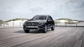 Mercedes-Benz GLC GLC 220d 4M GLC 220 d 4MATIC ОС